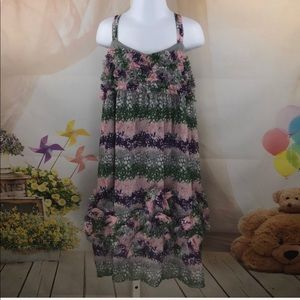 Epic Threads Multi-Colored Boho Dress